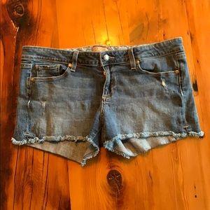 Paige Jean shorts sz 31